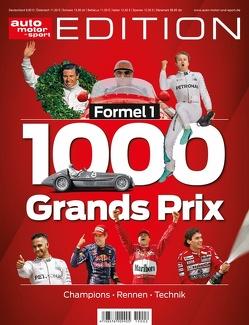 auto motor und sport Edition – 1000 Grand Prix