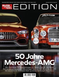 auto motor und sport Edition – 50 Jahre AMG
