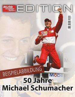 auto motor und sport Edition – 50 Jahre Michael Schumacher