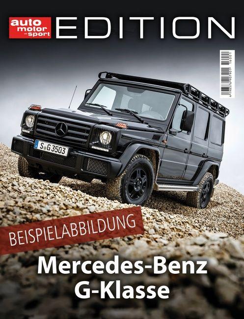 auto motor und sport Edition - Mercedes G-Klasse von :