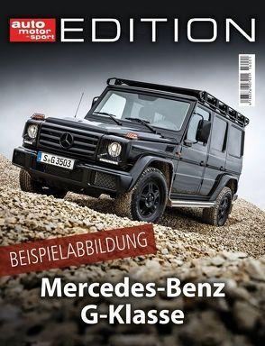 auto motor und sport Edition – Mercedes G-Klasse