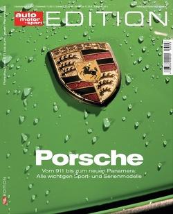 auto motor und sport Edition – Porsche