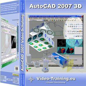 AutoCAD 2007 3D Multimedia Seminar v1.7.1 von Mezmiz,  Mohammed