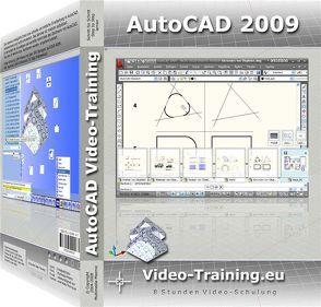 AutoCAD 2009 Video-Training von Mezmiz,  Mohammed