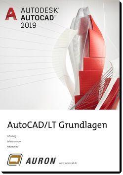 AutoCAD und AutoCAD LT 2019 von Kehle,  Christina, Singer,  Christoph