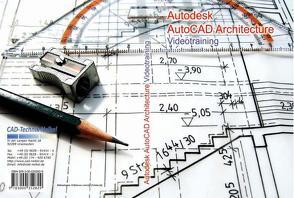 Autodesk AutoCAD Architecture Videotraining von Nelkel,  Wilfried