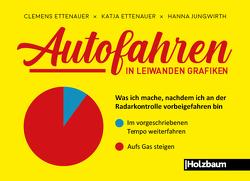 Autofahren in leiwanden Grafiken von Ettenauer,  Clemens, Ettenauer,  Katja, Jungwirth,  Hanna