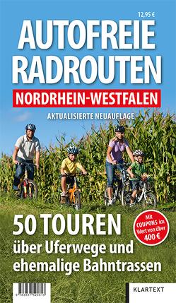 Autofreie Radrouten Nordrhein-Westfalen von Thomes,  Matthias