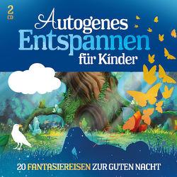 Autogenes Entspannen für Kinder von Gustavus,  Frank, Lamp,  Florian, Sumfleth,  Marco