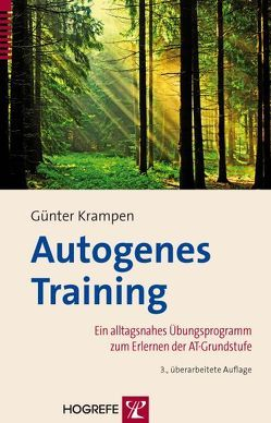 Autogenes Training von Krampen,  Günter