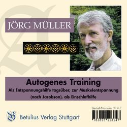 Autogenes Training von Müller,  Dr. Jörg