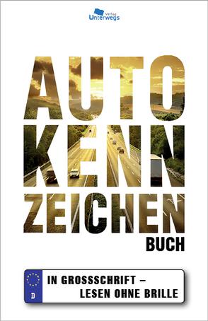 AUTOKENNZEICHEN BUCH von Schlegel,  Thomas