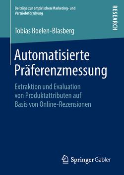 Automatisierte Präferenzmessung von Roelen-Blasberg,  Tobias