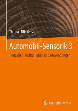 Automobil-Sensorik 3 von Tille,  Thomas