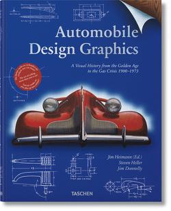 Automobile Design Graphics von Donnelly,  Jim, Heimann,  Jim, Heller,  Steven