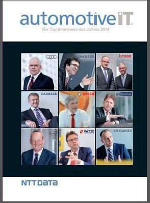 automotiveIT Die Top-Interviews des Jahres 2014