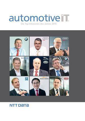 automotiveIT Die Top-Interviews des Jahres 2015