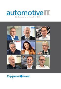 automotiveIT Die Topinterviews 2018