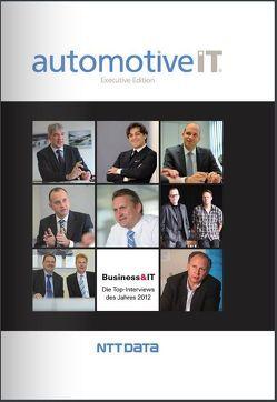automotiveIT Executive Edition von Dunker,  Hilmar, Ortlepp,  Dominik