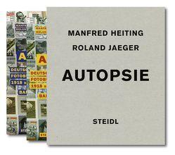 Autopsie Bd. 1 + 2 im Schuber von Heiting,  Manfred