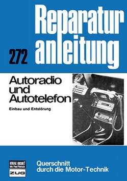 Autoradio und Autotelefon