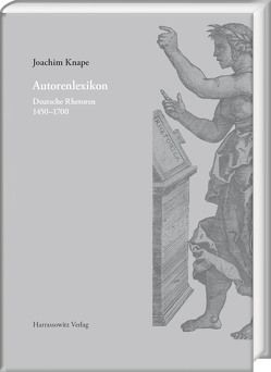 Autorenlexikon von Knape,  Joachim