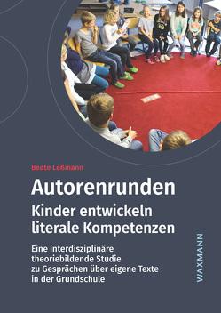Autorenrunden von Leßmann,  Beate