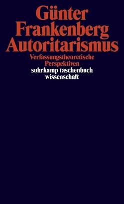 Autoritarismus von Frankenberg,  Günter