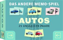 AUTOS – DAS ANDERE MEMO-SPIEL
