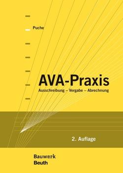AVA-Praxis – Buch mit E-Book von Puche,  Manfred