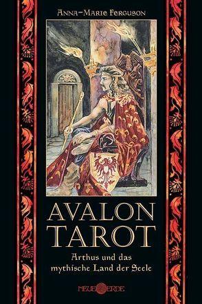 Avalon Tarot von Ferguson,  Anna M, Rometsch,  Martin