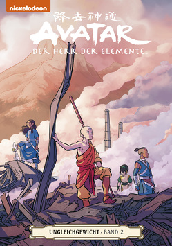 Avatar – Der Herr der Elemente 18 von Hick,  Faith Erin