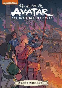 Avatar – Der Herr der Elemente 19 von Hick,  Faith Erin