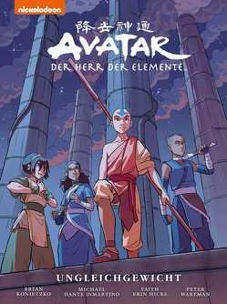 Avatar – Der Herr der Elemente Premium 6 von Hick,  Faith Erin