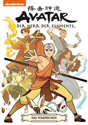 Avatar – Herr der Elemente Softcover Sammelband 1 von Gurihiru Studios, Yang,  Gene Luen