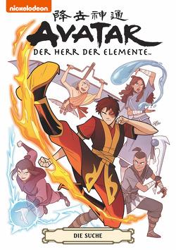 Avatar – Herr der Elemente Softcover Sammelband 2 von Gurihiru Studios, Yang,  Gene Luen
