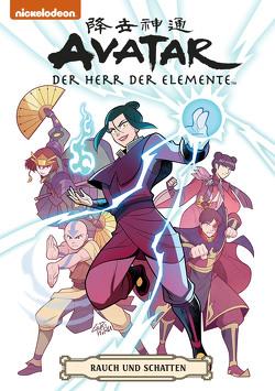 Avatar – Herr der Elemente Softcover Sammelband 4 von Gurihiru, Schuster,  Michael, Yang,  Gene Luen