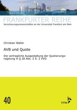 AVB und Quote von Waller,  Christian, Wandt,  Manfred