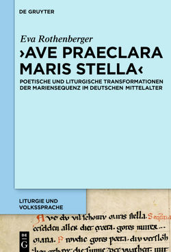 ,Ave praeclara maris stella' von Rothenberger,  Eva
