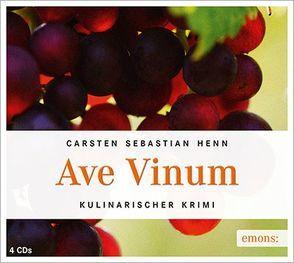 Ave Vinum von Henn,  Carsten Sebastian