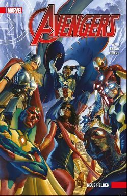 Avengers von Asrar,  Mahmud, Kubert,  Adam, Strittmatter,  Michael, Waid,  Mark