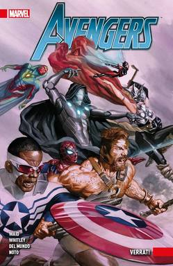 Avengers von Del Mundo,  Mike, Noto,  Phil, Strittmatter,  Michael, Waid,  Mark, Whitley,  Jeremy