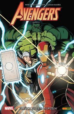 Avengers: Back to Basics von David,  Peter, Level,  Brian