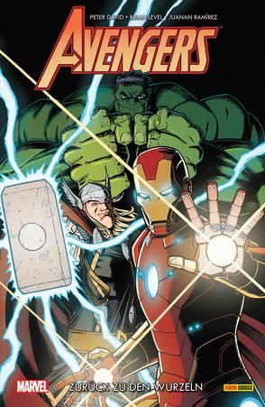 Avengers: Zurück zu den Wurzeln von David,  Peter A., Level,  Brian, Ramirez,  Juanan, Strittmatter,  Michael