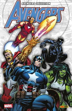 Avengers Collection: Avengers von Aaron,  Jason, Acuna,  Daniel, Bagley,  Mark, Bendis,  Brian Michael, McGuinness,  Ed, Strittmatter,  Michael, Thompson,  Robbie