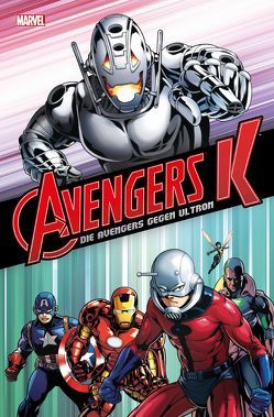 Avengers K: Die Avengers gegen Ultron von Cho,  Hee Ye, Choi,  Ji Hee, Choi,  Woo Bin, Lee,  In Young, Lee,  Jae Sung, Lee,  Min Ju, Park,  Si Yeon, Schrittmatter,  Michael, Zub,  Jim