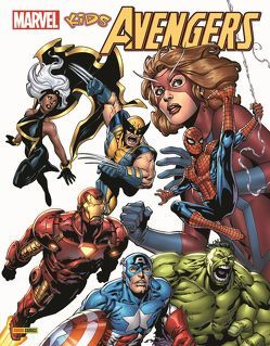 Mavel Kids: Avengers von Garcia,  Manuel, Parker,  Jeff, Strittmatter,  Michael