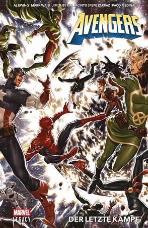 Avengers – Legacy von Larraz,  Pepe, Waid,  Mark