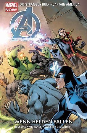 Avengers – Marvel Now! von Caselli,  Stefano, Hickman,  Jonathan