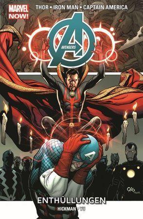 Avengers – Marvel Now! von Hickman,  Jonathan, Yu,  Leinil Francis